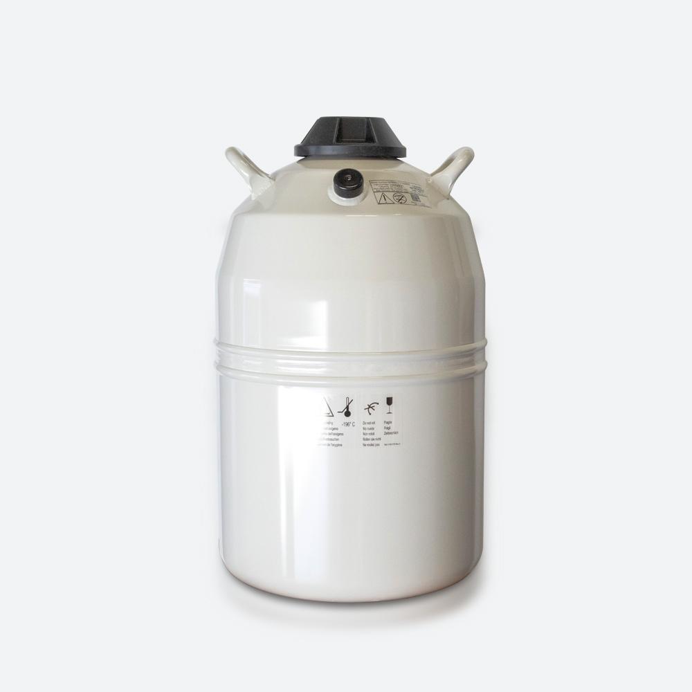 Liquid Nitrogen Storage Dewar 20L - Brymill