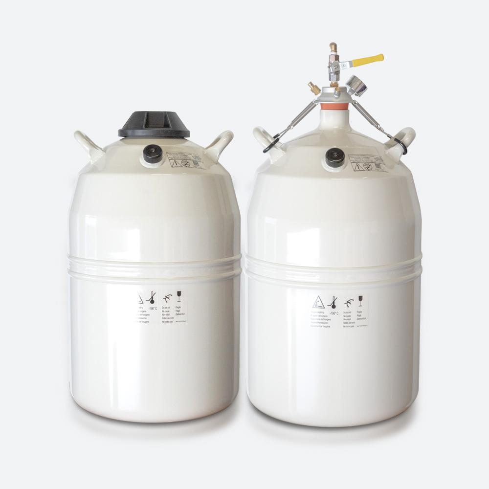 Liquid Nitrogen Storage Dewar 30L - Brymill