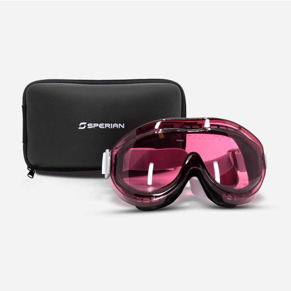 Alexandrite 755 laser goggles