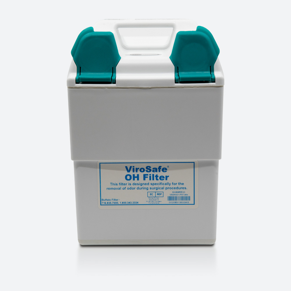 Buffalo Odor Filters - Virosafe 24hrs