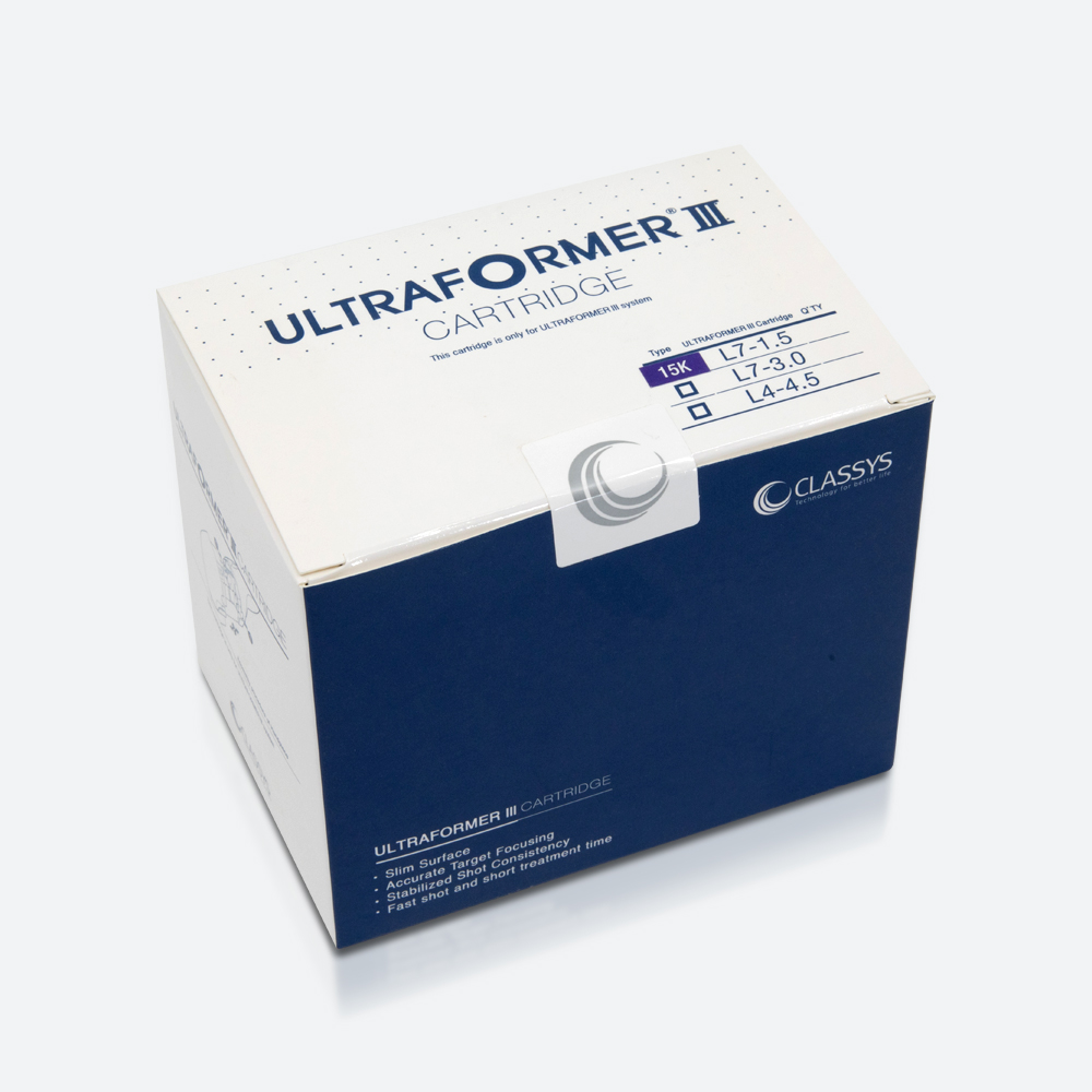 Ultraformer 1.5 mm cartridge