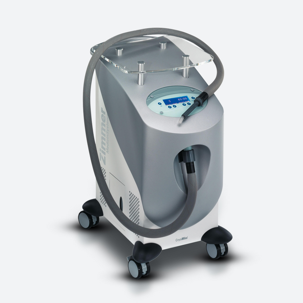 CryoMini air cooling - Zimmer
