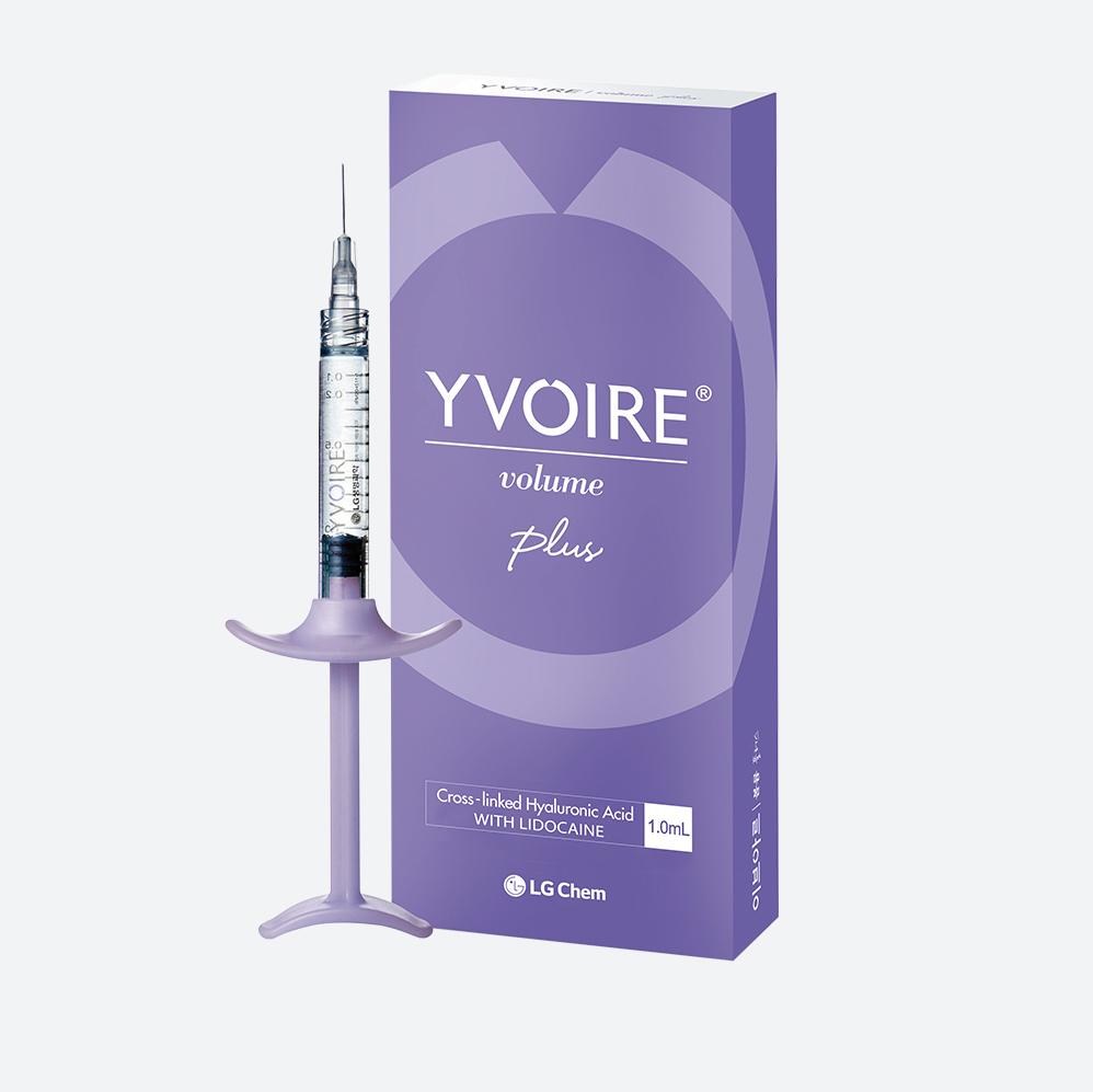 Yvoire Volume Plus Syringe, 1ml